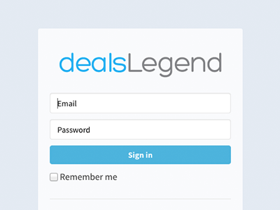 Dealslegend